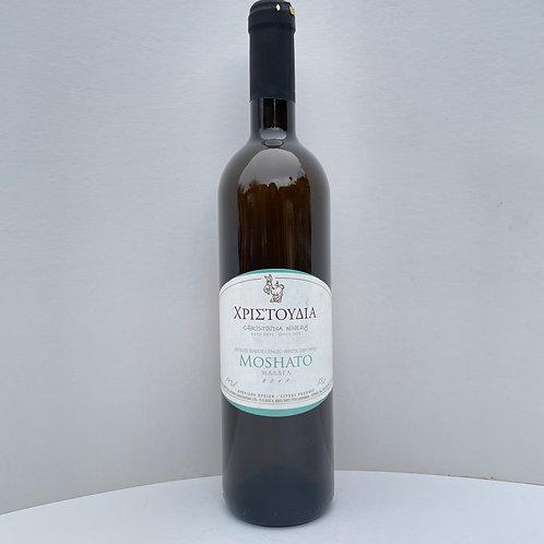 Ktima Christoudia Moshato White Wine 2018