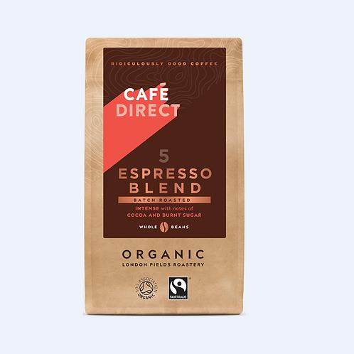 Cafe Direct 5 Espresso Blend - 227gr