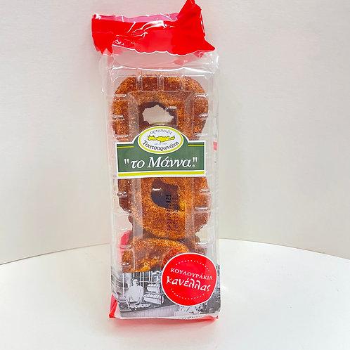 Manna Cookies Cinnamon - 170gr