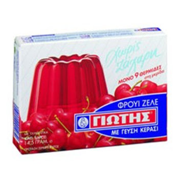 Jotis Jelly Light Cherry - 14gr