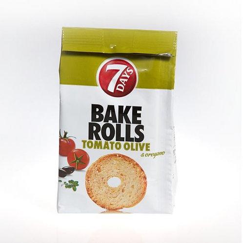7Days Bake Rolls Tomato oliveOregano- 80gr