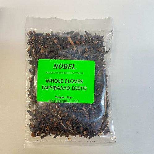Nobel Cloves Whole - 50gr