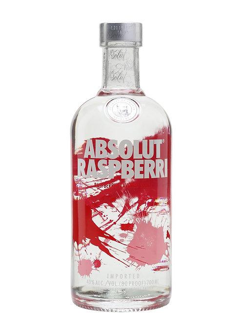 Absolut Raspberry Vodka - 700ml