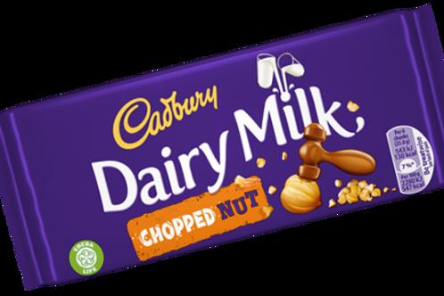 Cadbury Chopped Nut - 95gr