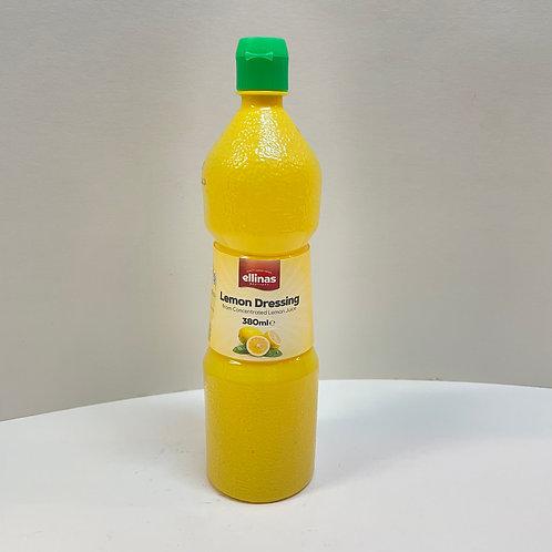 Ellinas Lemon Dressing - 380ml