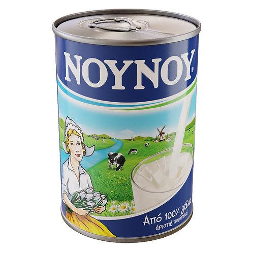Nounou Evaporated  Milk Net - Pack-10