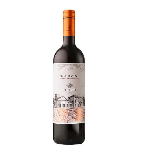 Goldvine Lantides Cabernet Sauvignon Red Wine 2015 - 750ml