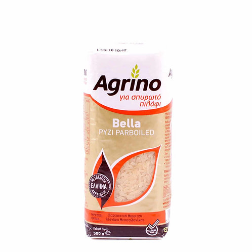 Agrino Bella Parboiled Rice - 500gr