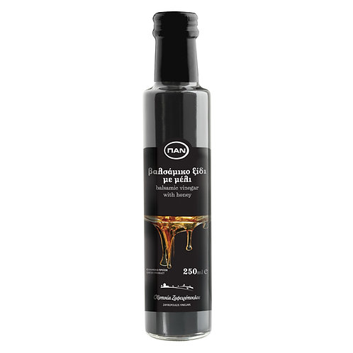 PAN Balsamic Vinegar Honey 250ml