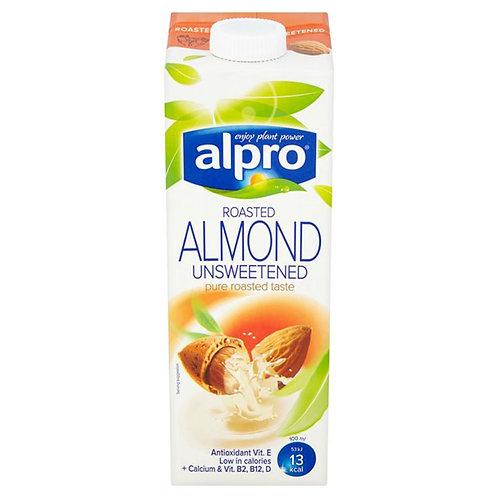 Alpro Almond Unsweet milk - 1L