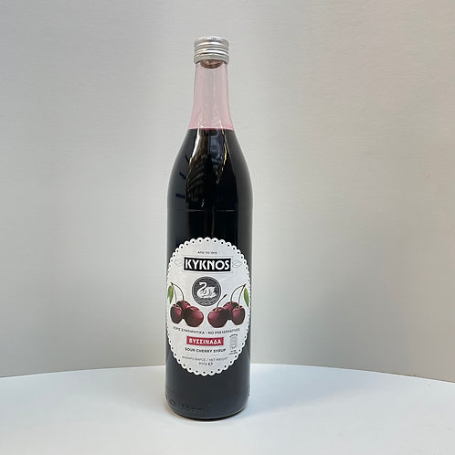 Kyknos Sour Cherries Syrup - 900gr