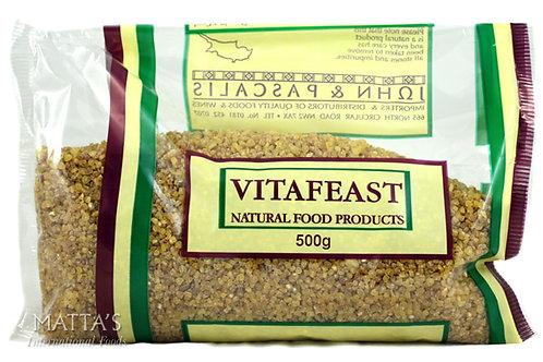 VitaFeast Bulgur Wheat Coarse - 500gr