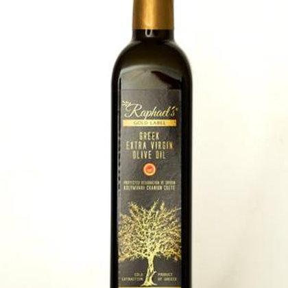 Raphael's Gold Extra Virgin Olive Oil - 500ml