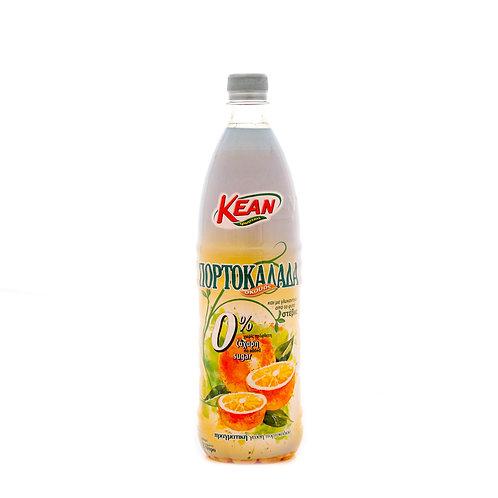 Kean Stevia Squash Orange - 1L