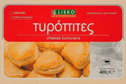 Lisko Cheese turnovers - 400gr