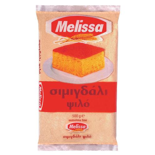 Melissa Semolina Fine - 500gr