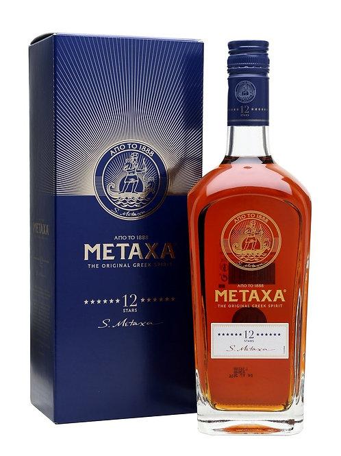 Metaxa Brandy 12 Years - 700ml