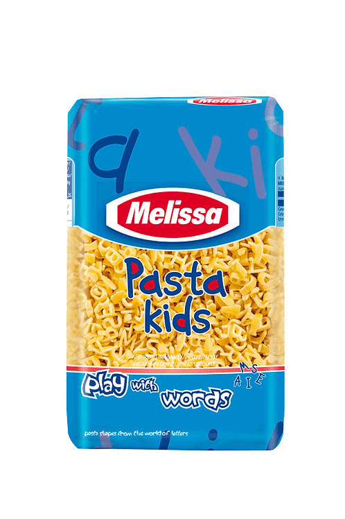 Melissa Pasta Kids Words - 500gr