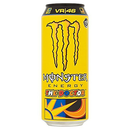 Monster the doctor - 500ml