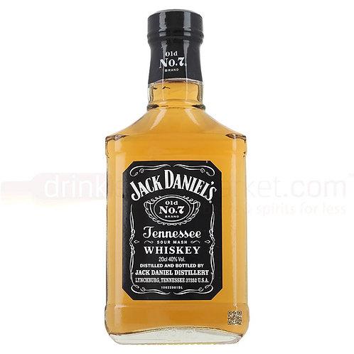 Jack Daniels Whisky - 200ml
