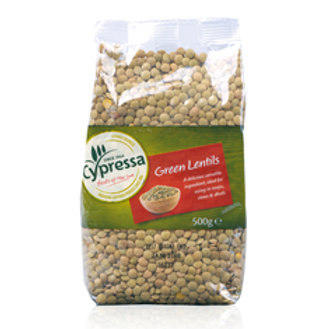 Cypressa Green Lentils 1kg - 1kg