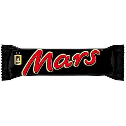 Mars Bars - 51gr
