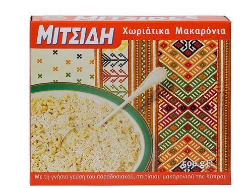 Mitsides Village macaroni - 500gr