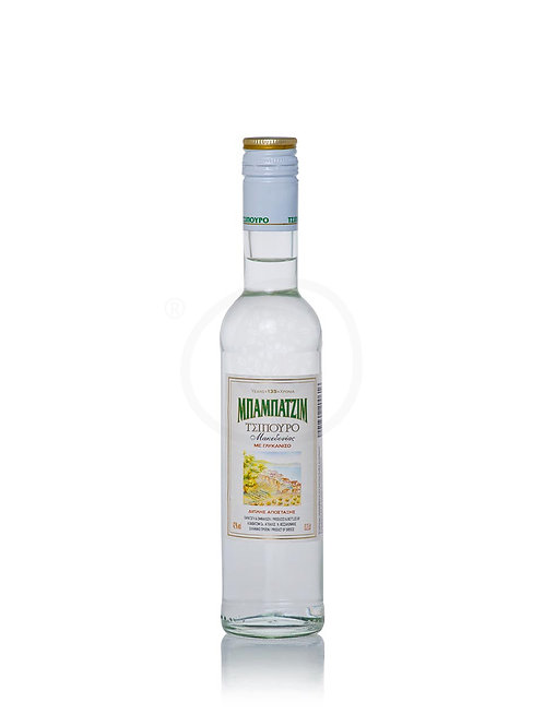 Babatzim Tsipouro with Aniseed - 200ml