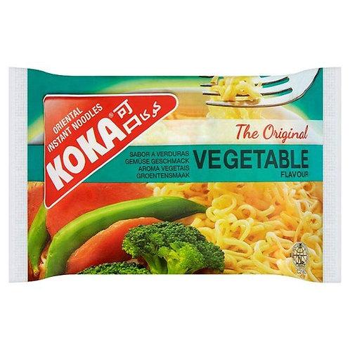 Koka Noodles Vegetable - 85gr