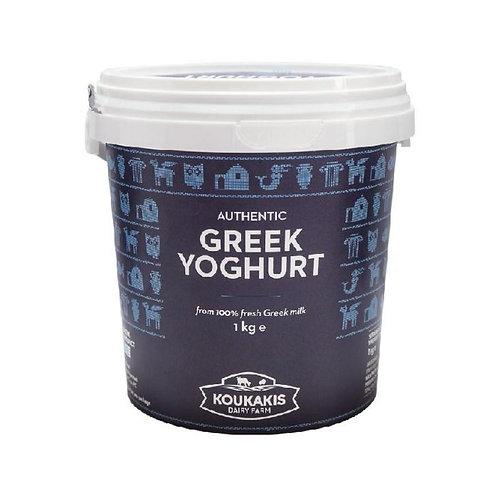 Koukakis Greek Yogurt 10% - 1kg