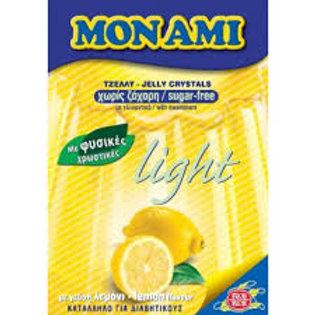 Monami Jelly 0% Lemon 2x15.5gr