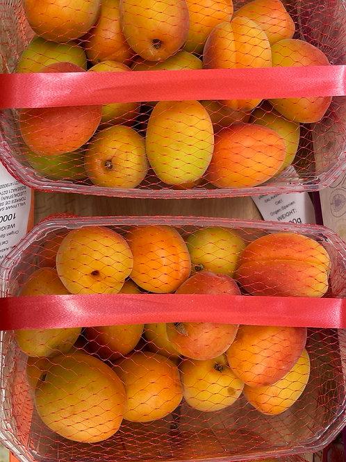 Apricots p/p - Pack 500gr