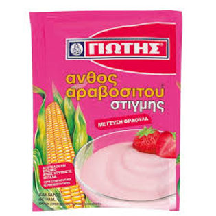 Jotis Instant Pudding Strawberry - 62gr