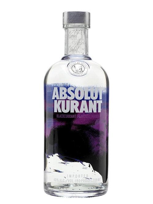 Absolut Kurant Vodka - 700ml