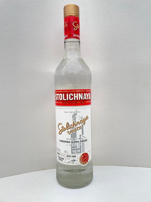 Stolichnaya Red Vodka - 700ml