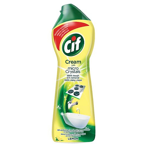Cif Cream Lemon - 250ml