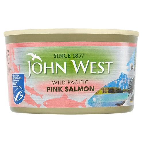 John West Pink Salmon - 418gr