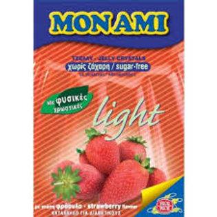 Monami Jelly 0% Strawberry - 31gr