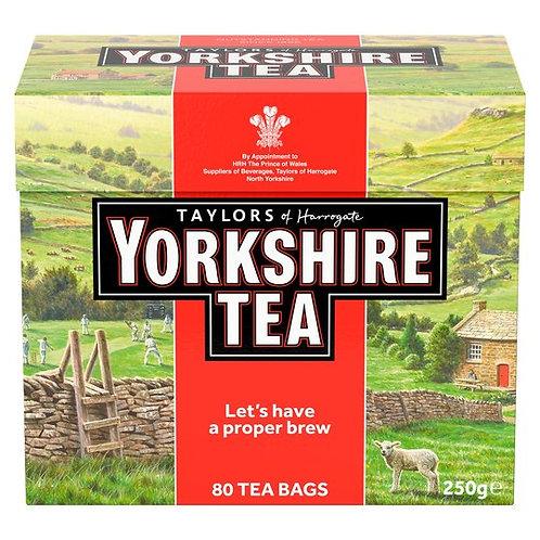 Yorkshire Tea 80s - 250gr
