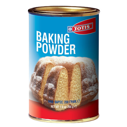 Jotis Baking Powder tin - 200gr