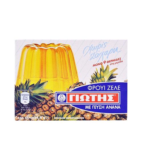 Jotis Jelly Light Pineapple - 14gr