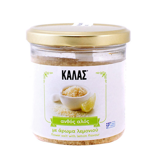 Kalas Flower Salt with Lemon - 300gr