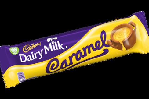 Cadbury Caramel - 120gr