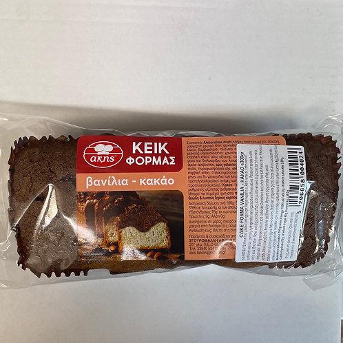 Akis Vanilla & Cocoa Cake - 300gr