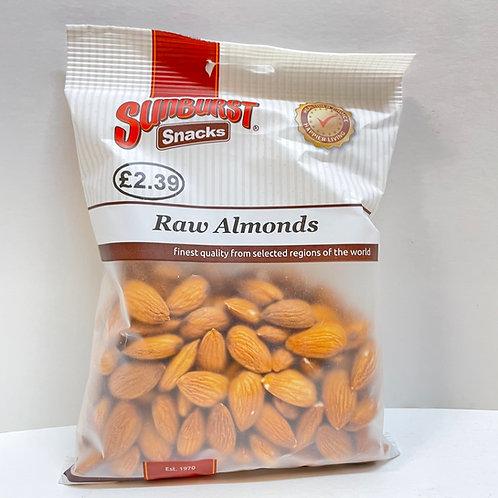 Sunburst Almonds - 160gr