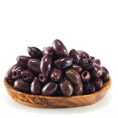 Kalamata Pitted Greek Olives - per kg