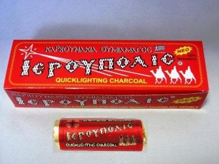 Ieroupolis charcoals 6s