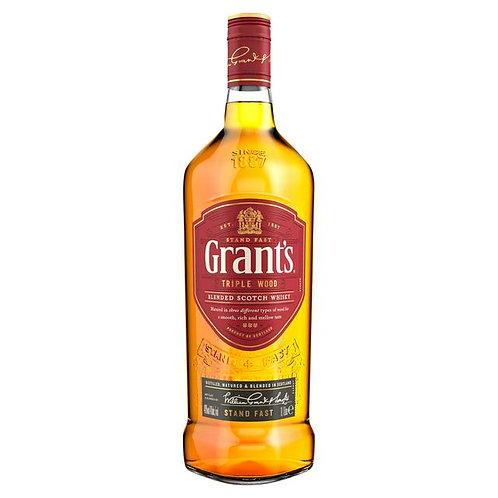 Grants Whisky - 1L