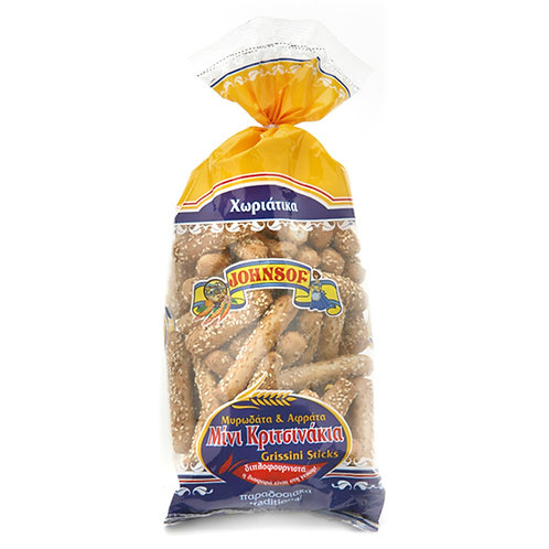 Johnsof Cyprus Mini Grissini 260gr
