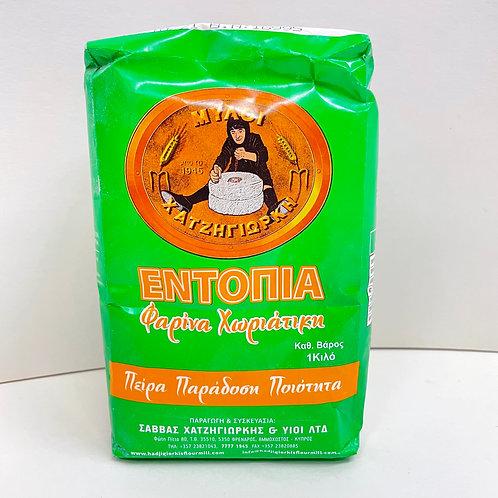HadjiGiorkis Village Flour - 1kg
